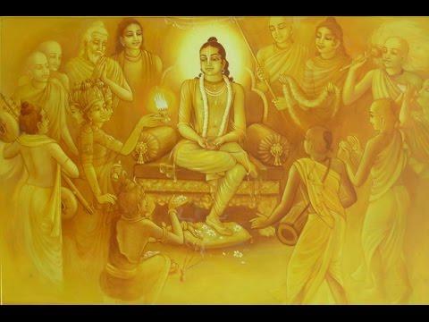 Шримад Бхагаватам 4.14.16-17 - Кришна Смаранам прабху