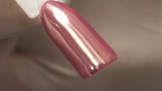 видео Втирка Хром для ногтей (зеленая)