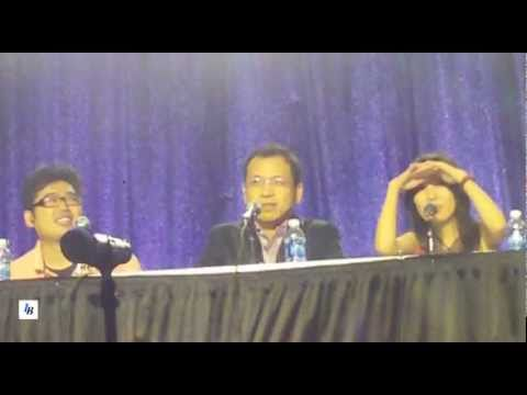 Production  I.G. Panel and Q and A at AnimeNEXT 2011 with Sa