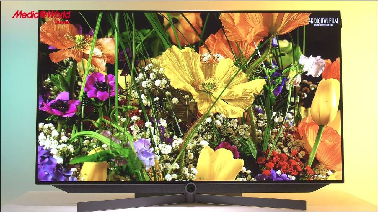 TV Loewe Bild 7 Oled - ITA - YouTube