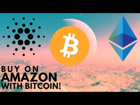 How To Shop On Amazon With BITCOIN? Ethereum Futures | Cardano Update | Bitcoin News