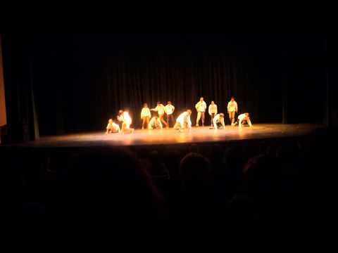 NGB's Break Dance Showcase in Rabun Gap Nacoochee School (Breakdance Club)