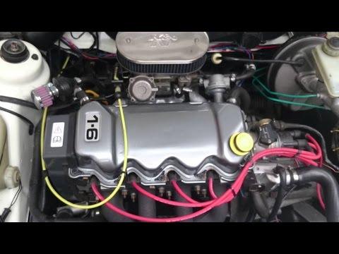 Продам двигатель форд эскорт 1 6 дизель
