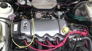 Как сделать недорогой кап ремонт двигателя Форд CVH  ч.1(, 2016-11-07T22:22:42.000Z)