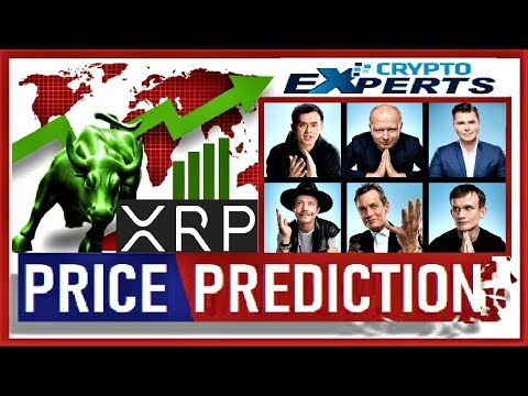 XRP PRICE PREDICTION from TOP CRYPTO MARKET EXPERTS