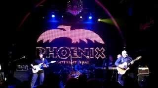 Phoenix - Fata verde - live Silver Church october 2013