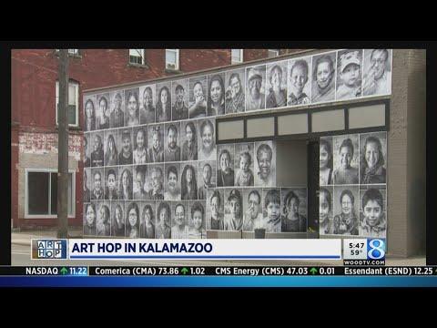 Art Hop in Kalamazoo