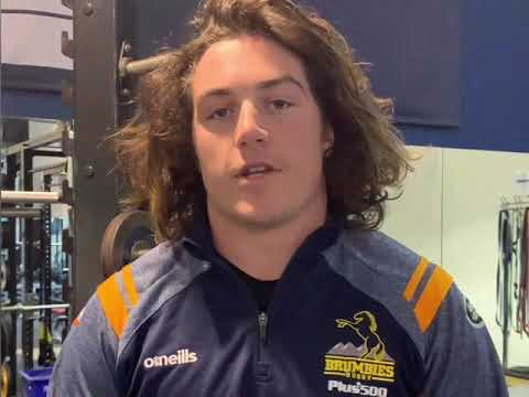 Lachlan Lonergan on signing for the Plus500 Brumbies