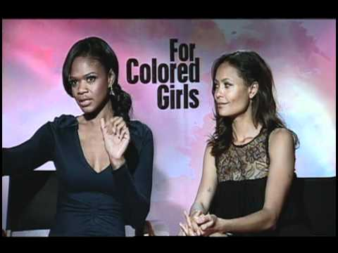 For Colored Girls - Exclusive: Thandie Newton and Kimberly Elise Interview