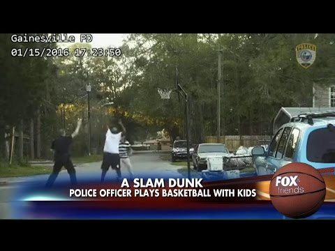 Austin James - Here is the Basketball Cop