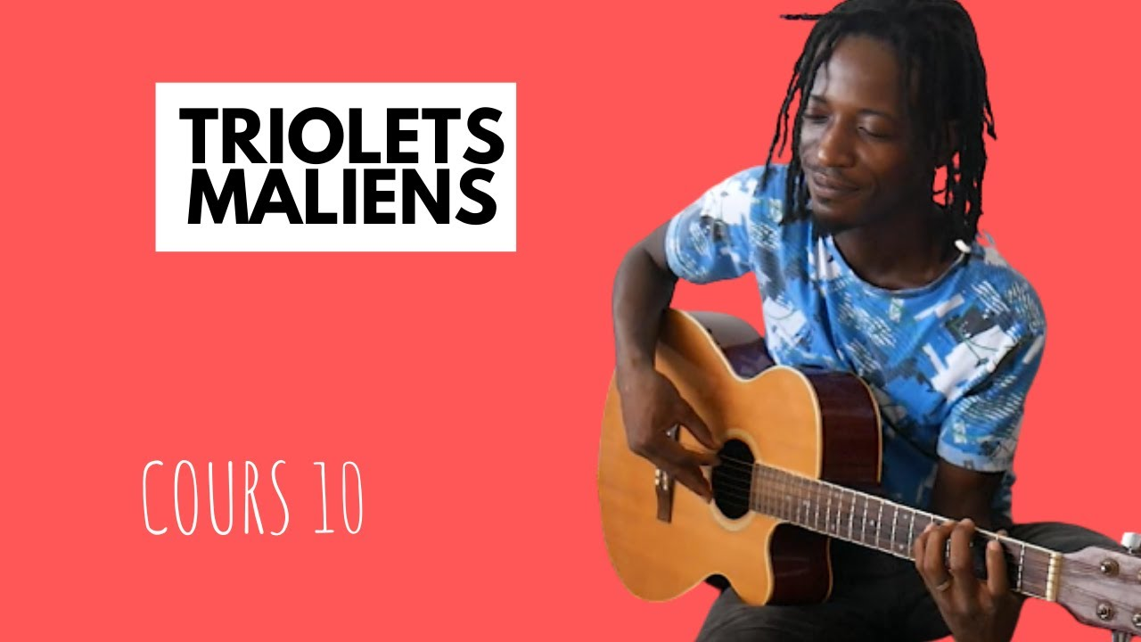Download AFRICA COURS 10 : JOUER COMME LES STARS DU MALI