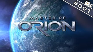 Master of Orion Gameplay German #001 - Early Access [Let