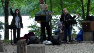 Wayne Monbleau Worship in the Woods 2011 In Your Presence