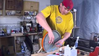Replacing Bandsaw Tires: How To Mount New Urethane Bandsaw Tires