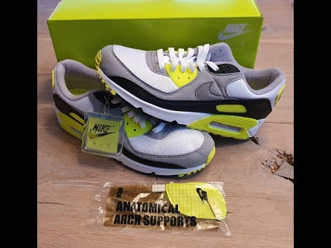 Gausa medinis air max 90 arch support
