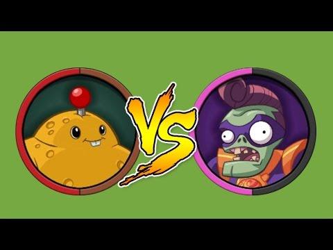 Plants vs Zombies: Heroes - Новая Карточная Игра от PopCap Создателей Растения против Зомби