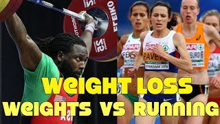 Best Exercise To Lose Weight: Lifting vs Running