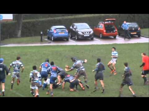 Kelvinside first XV vs Edinburgh