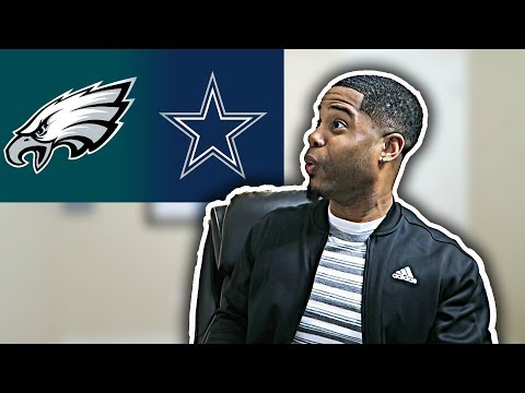 Ok Dak Isn't Trash But... | Cowboys Vs. Eagles REACTION!!