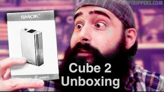 SMOK Cube 2 Unboxing!