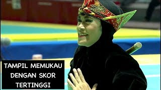Download Video WARGA PSHT MERAIH EMAS DI JURUS TUNGGAL PUTRI ASIAN GAMES 2018 MP3 3GP MP4