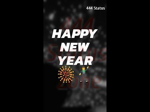 Happy New Year Whatsapp Status || New Year Special Whatsapp Status || New Year Whises 2018_444