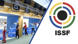 10m Air Pistol Women Final - 2017 ISSF World Cup Stage 4 in Munich (GER)