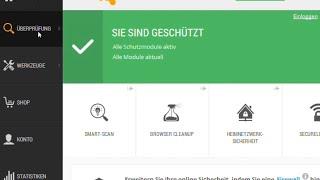 Avast Free Antivirus 10 - Installation und Bedienung Deutsch