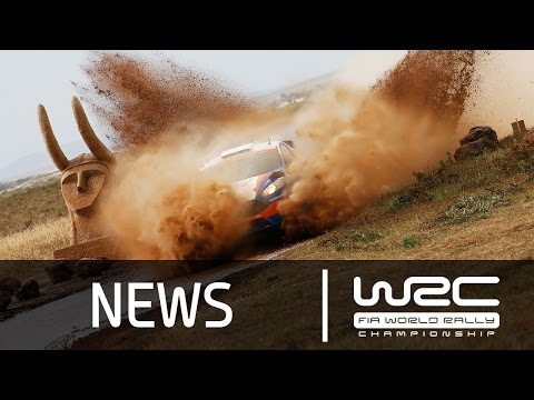 WRC - Rally Italia Sardegna 2015: Stages 16-18