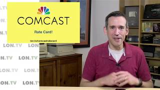 Comcast / Xfinity Rate Card Hack! See What Your Package Options are!