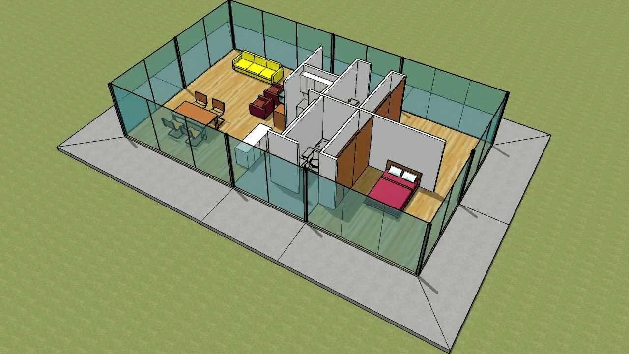 Glass House Kit
