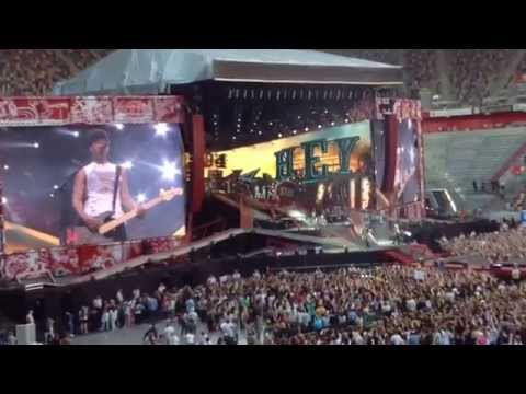 5 Seconds of Summer (Where We Are Tour Düsseldorf Germany) full