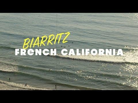 SUMMER IN FRANCE:  BIARRITZ aka FRENCH CALIFORNIA