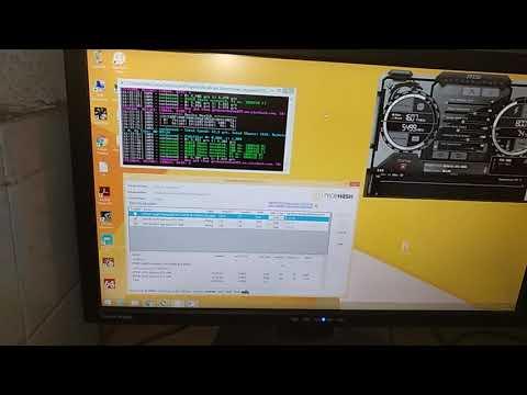 Обзор майнинга на NiceHash в 2020 г. Новый майнер с плохим интерфейсом.