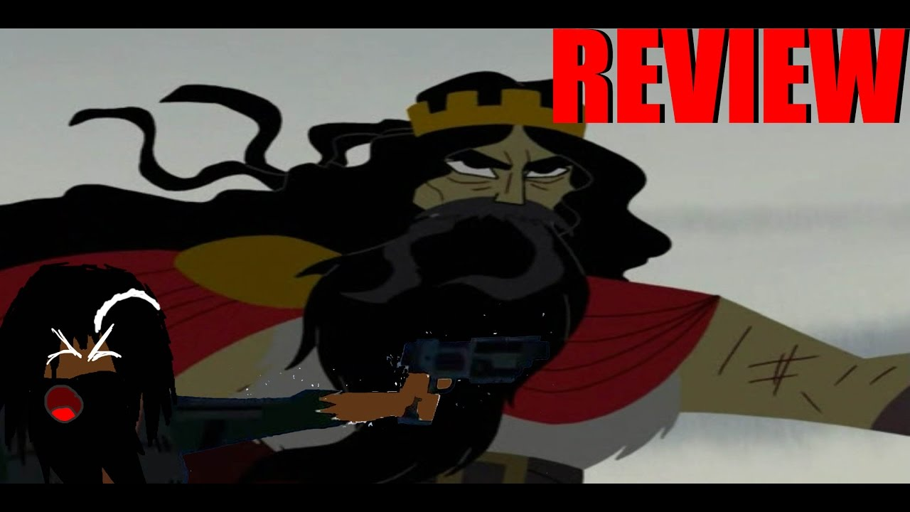 I want my bearded king jack please xcviii samurai jack review
