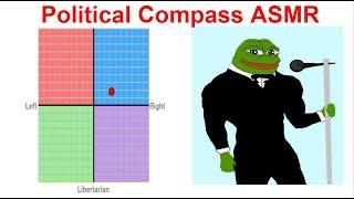 Political Compass ASMR