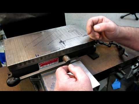 Toolmaking Mounting a Magnetic Chuck