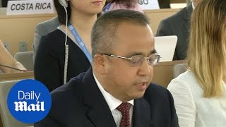Xinjiang Vice-Governor defends Muslim detention camps
