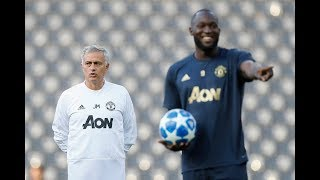 WATCH | Champions League Preview | LIVE - Manchester clubs take to the European fields