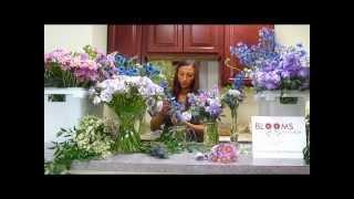 How To Make Rustic Wildflower Wedding Arrangements In Mason Jars!