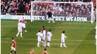 Christiano Ronaldo Amazing free kick