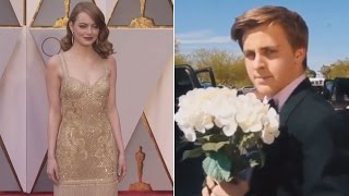 Emma Stone Responds To Teen Who Asked Her To Prom In Epic Video