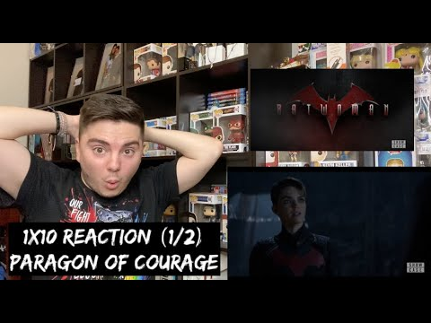 BATWOMAN - 1x10 'HOW QUEER EVERYTHING IS TODAY!' REACTION (1/2)