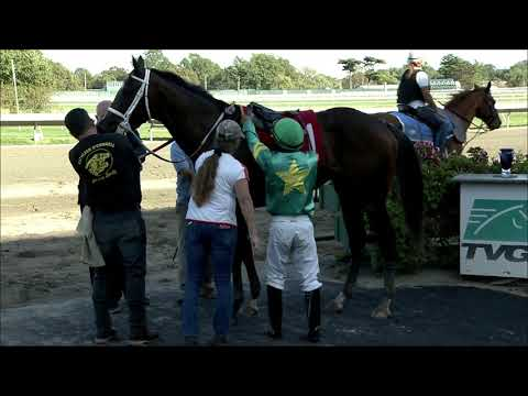 video thumbnail for MONMOUTH PARK 9-29-19 RACE 07