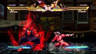 The Weekly Beating #4 - Street Fighter X Tekken