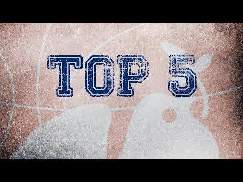 Το Top-5 του δευτέρου γύρου