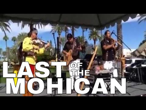 Last of the Mohicans by Inka Gold