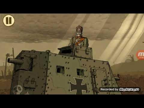 Танк Марк 1 надерает задницы а7в