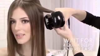 Укладка средние волосы локоны
