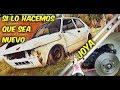 Restaurando el auto | Cambiar homocineticas, rulemanes, fuelles| Fiat 147 #13